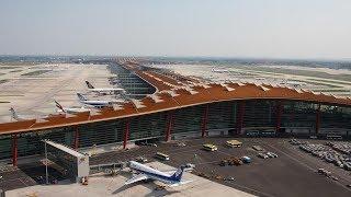 видео Аэропорт Beijing Capital (Пекин Столичный) - Аэропорты - Авиационный портал Airspot.ru