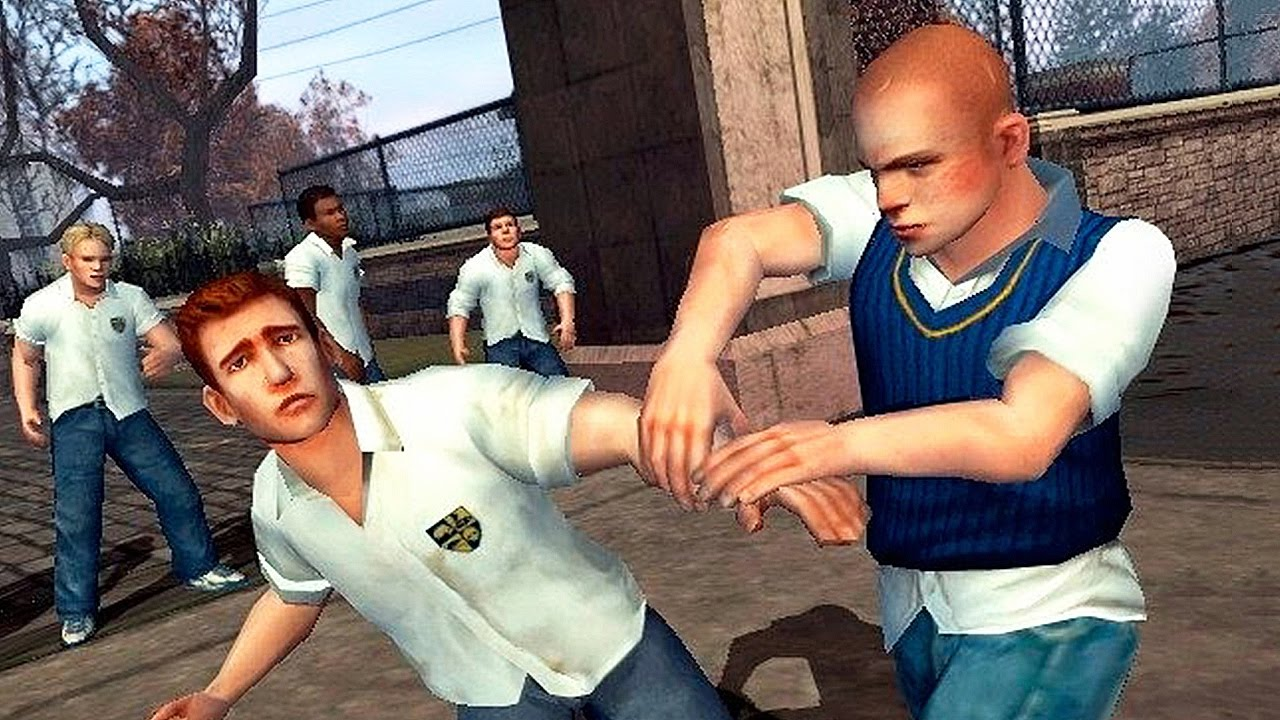 Bully Video Gamewesternagents