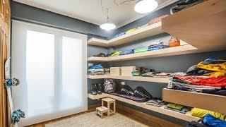 Gambar cover Convertir habitación en vestidor con baldas - Decogarden