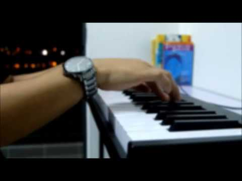 Rapuh Nastia - Piano Cover
