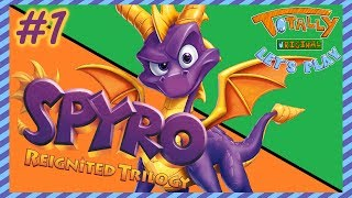 Spyro Reignited Trilogy - PART 1: Skip the plot - Totally Original Let's Play