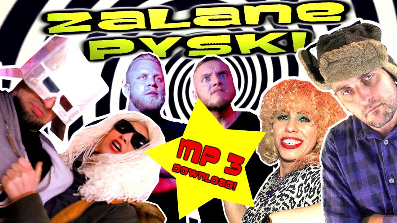 """CHWYTAK – """"ZALANE PYSKI"""" (Portugal. The Man – """"Feel It Still""""/PARODY) official audio MP3 [ChwytakTV]"""