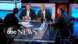 Trump 'doesn't have tactics. This is him.': Chris Christie on impeachment | ABC News