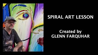 Spiral Spin Artwork Lessons Promotional Video