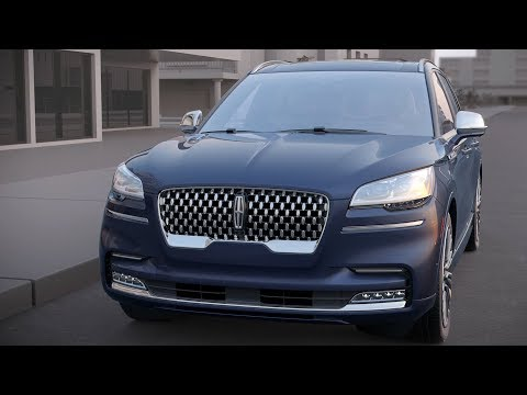 2020 Lincoln Aviator – Driver Assistant Technologies