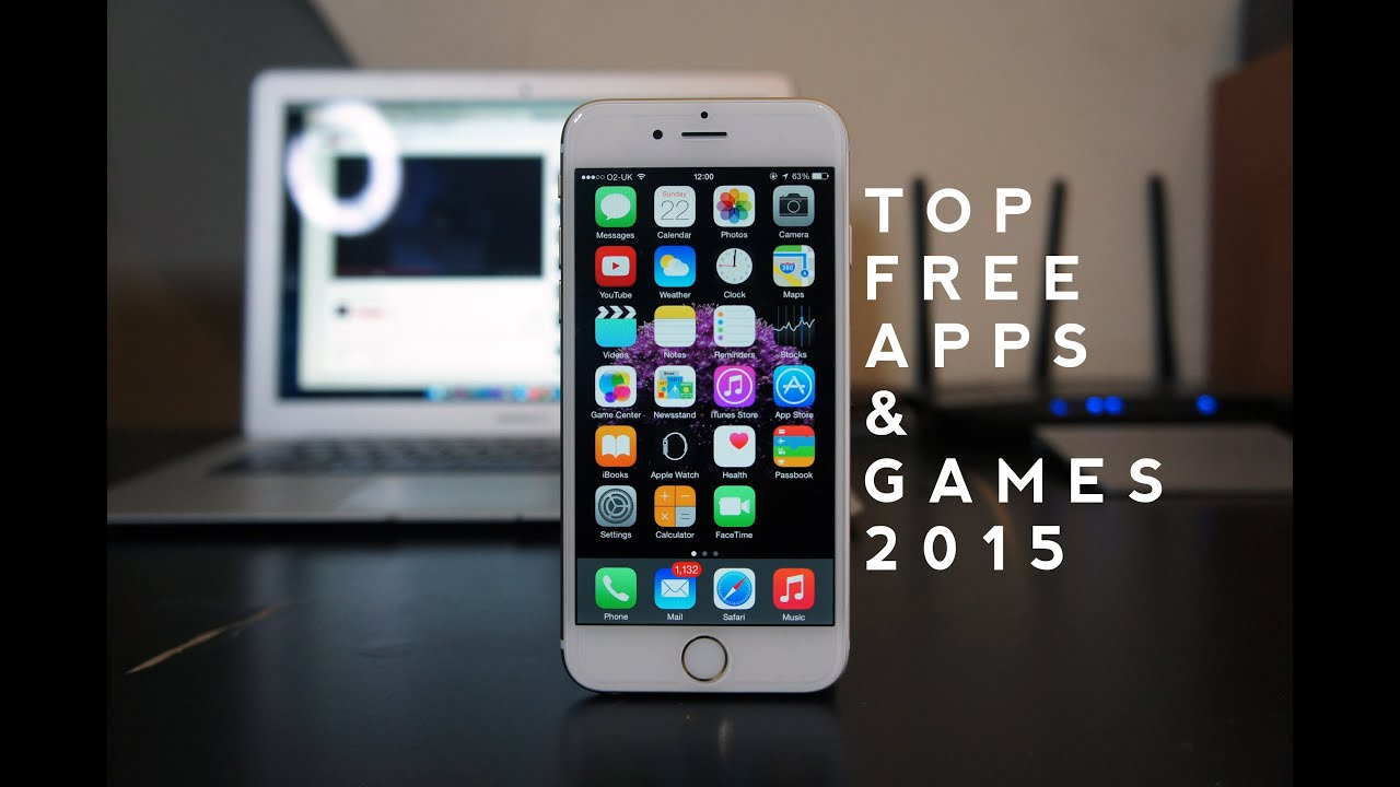 best iphone game apps free