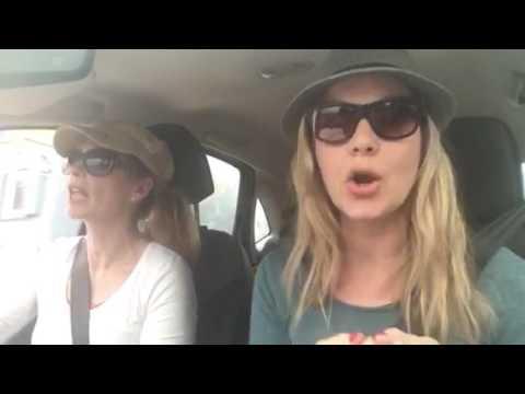 Mel & Kim's Carpool Karaoke for CLIC - FLM🚗🎤🎶
