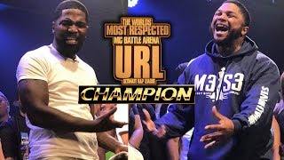 TSU SURF VS GEECHI GOTTI - BATTLE OF THE NIGHT - SMACK/URL | CHAMPION