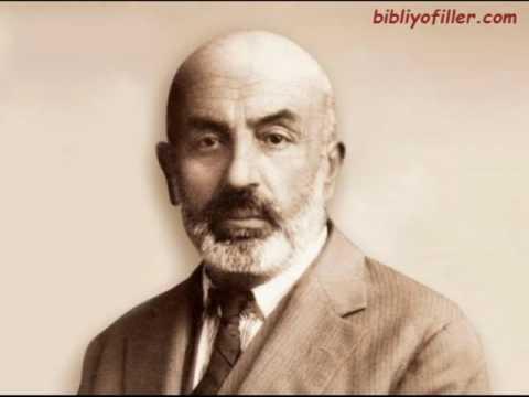 Fatih Camii - Mehmet Akif Ersoy- Safahat-  Yusuf Ziya Özkan