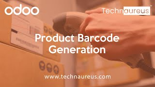Product Barcode Generation In Odoo