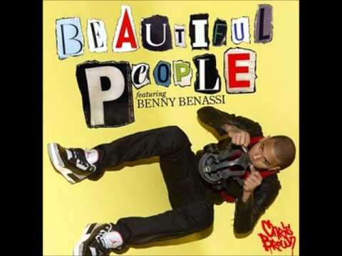 Chris Brown - FAME - Beautiful People ft. Benny Benassi