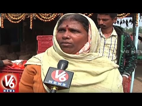 Currency Demonetization Effect On Daily Business | Sangareddy District | V6 News