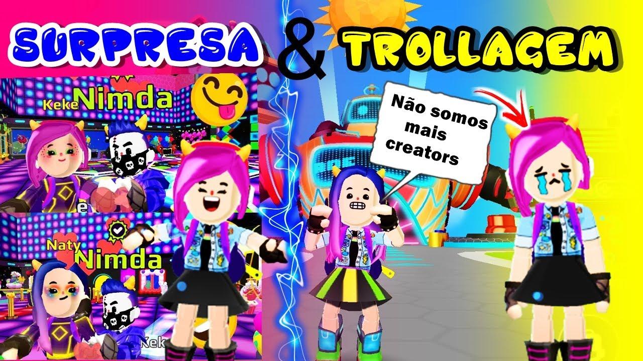 Download TROLLEI A KEKE E FIZ UMA SURPRESA COM O NIMDA NO FINAL - PK XD