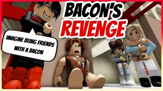 Text to Speech | BACON REVENGE | Roblox Mini Movies in BROOKHAVEN