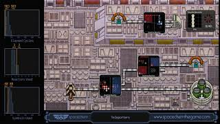Spacechem - Teleporters (983/3/48) - GuavaMoment