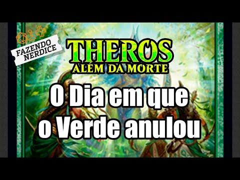 Preview Theros Além Da Morte - O Dia Em Que O Verde Anulou #MTGTheros