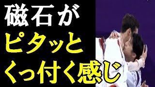 【羽生結弦】ハビと羽生ってどっちも顔小さいよねw色んな画像まとめ!「ハビと羽生のハグって磁石がピタッとくっ付く感じ」#yuzuruhanyu 羽生結弦 検索動画 14