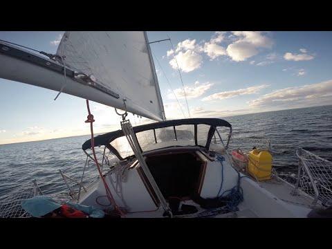 CRUISING LONG ISLAND SOUND