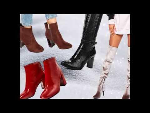 Модная обувь зима 2016 – 2017: модели, цвета, декор