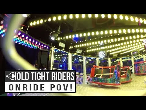 Model Waltzer Fairground Ride ONRIDE POV!