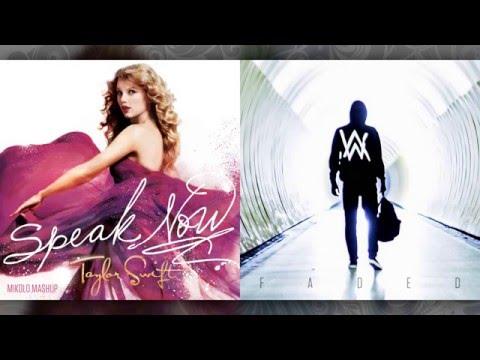 Taylor Swift vs. Alan Walker - Haunted (Mashup)