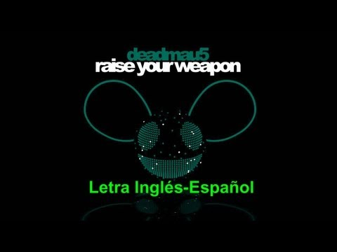 Deadmau5 feat greta svabo beach raise your weapon original mix ツ letra inglés español