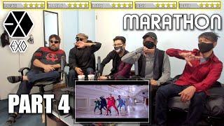 EXO Reaction [ Marathon ] Part 4