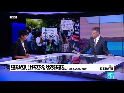 #MeToo: ''France should be looking at India's new wave feminism' movement'