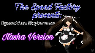The Speed Factory presents: Operation Skyhammer - Itasha Version (Need For Speed Payback)
