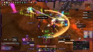 Pandemonium vs Galakras [25M HC] - Keíah @ Affliction Warlock
