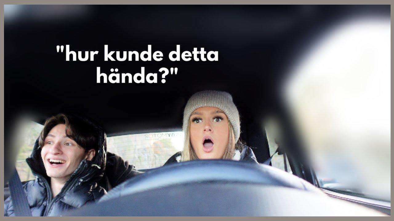 """""""konstigaste jag varit med om"""" VLOGG!!"""