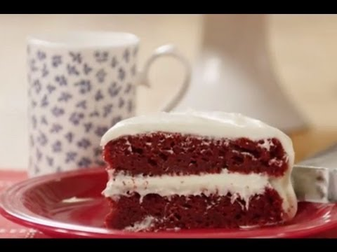 Gluten-Free Recipes - How To Make Gluten-Free Red Velvet Cake