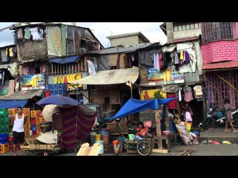 フィリピン マニラ トンド Manila Tondo Philippine
