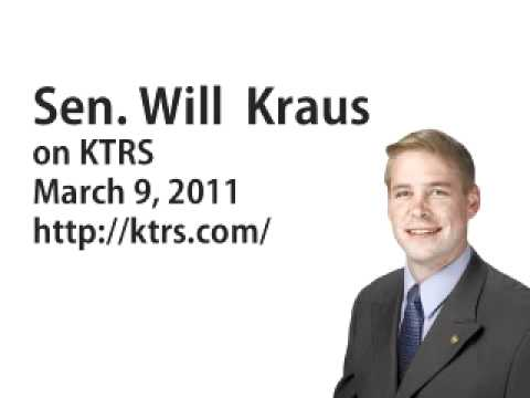 Will Kraus bumbles through interview with McGraw Milhaven on KTRS