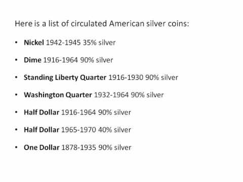 American Silver Coins Guide