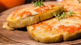 Привезла из Италии замечательный рецепт баклажанов под сыром