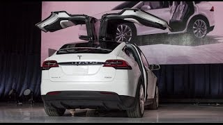 Tesla's Model X Lives Up to the Hype
