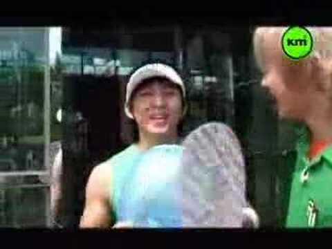 Brian Joo Imitates Xiah Junsu.