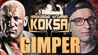 GIMPER VS. IZAK Hardkorowe Wyzwania Koksa #2 | BURNEIKA SPORTS GYM 2017 Video