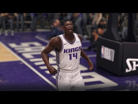NBA Live 18 PS4 The One:Bringing the Heat
