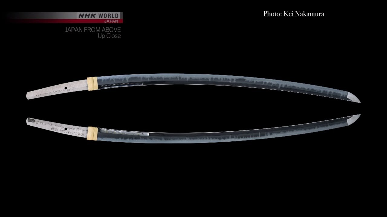 Photo of Forging the Blade [Nara] – JAPAN FROM ABOVE: UP CLOSE – video