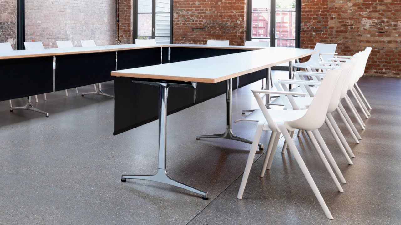 Wilkhahn stackable chair Aula - Making of video - YouTube
