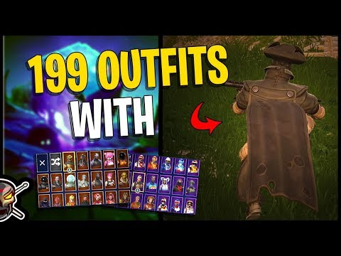 Dismal Cape Back Bling On 199 Outfits | Plague - Fortnite Cosmetics