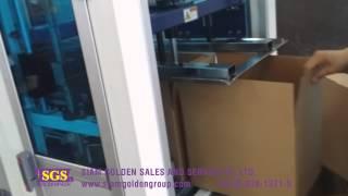 Repeat youtube video เครื่องขึ้นรูปกล่อง CASE ERECTOR การขึ้นรูปกล่อง เครื่องพับกล่อง เครื่องขึ้นรูปแผ่นกระดาษเป็นกล่อง