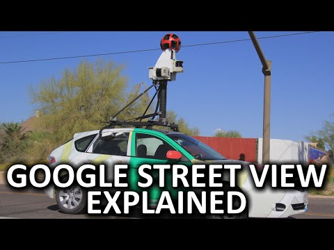 Google Street View As Fast As Possible