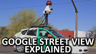 Google Street View As Fast As Possible Free HD Video