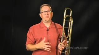 Allora AATB-202F Intermediate Trombone