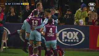 FFA Cup 2018 Round of 16: APIA Leichhardt v Melbourne Victory Highlights
