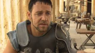 "Behind The Scenes: ""Gladiator"" - The Making Of Gladiator"