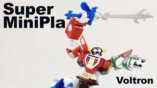 A review of the Bandai Super Mini Pla Voltron aka Golion(百獣王ゴライオン) model kit . More pics in instagram. We have stuff on eBay. ebay.com/usr/noritoy ...